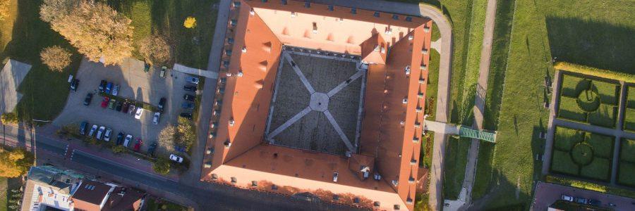 Filmowanie i zdjęcia dronem